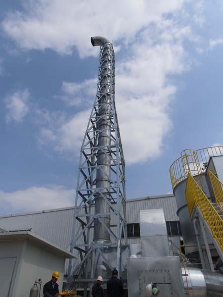 大型工业风扇解决高温闷热问题